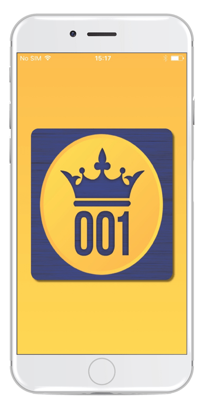 001 Royal Cabs App